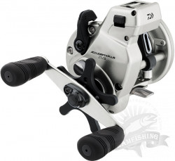 Катушка мультипликатор Daiwa Accudepth Plus ADP27LCBW