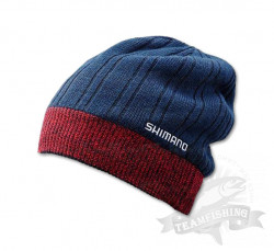 Шапка BREATH HYPER+°C Freece Knit Watch Cap синяя