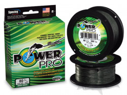 Шнур плетеный Power Pro  Moss Green  92м