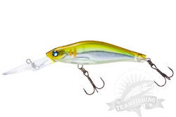 Воблер F958-HHAY Yo-Zuri 3DS Shad MR 65SP, 65mm, 6,0g