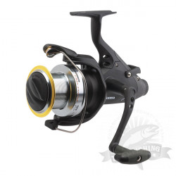 Катушка с байтраннером Okuma PowerLiner Baitfeeder PL-865 7+1bb