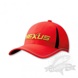 Кепка зимняя NEXUS Water Repellent Cap with ear warmer CA-146M красная