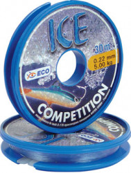 Леска моно ECO Ice Competition 30m