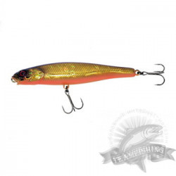 Воблер Jackall Mud Sucker 110 hl gold & black