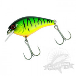 Воблер Jackall Aska 45 SR hot tiger