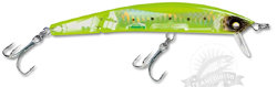 Воблер F1051-HCIW Yo-Zuri Crystal 3D Minnow Jointed 130F 130mm 22g