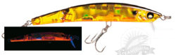 Воблер F1051-HGBL Yo-Zuri Crystal 3D Minnow Jointed 130F 130mm 22g